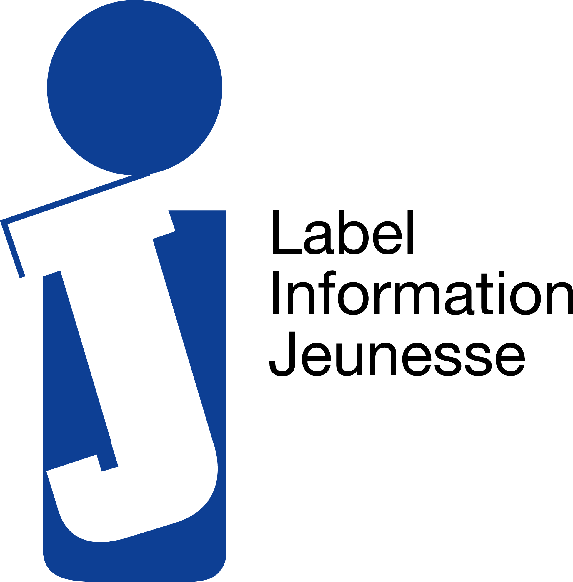 Logo du label Information jeunesse
